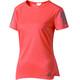 adidas Response - Camiseta Running Mujer - naranja